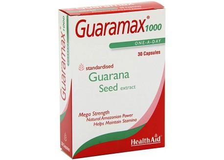 HealthAid Guaramax Guarana 1000 mg 30 caps