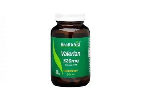 HealthAid Valerian Root Extract 320 mg 60 tabs