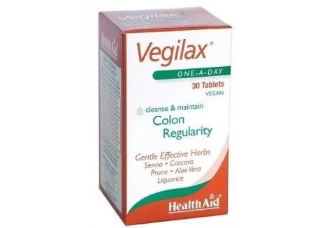HealthAid Vegilax 30 tabs