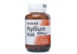 HealthAid Psyllium Husk 1000 mg 60 caps