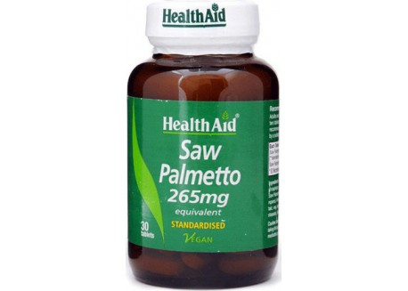 HealthAid Saw Palmetto Berry Extract 265 mg 30 tabs