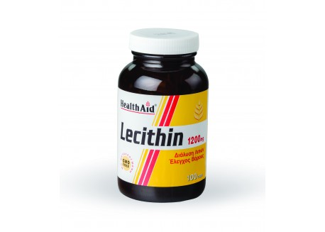 HealthAid Super Lecithin 1200 mg 50 caps