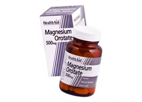 HealthAid Magnesium Orotate 500 mg 30 tabs