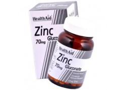 HealthAid Zinc Gluconate 70 mg 90 tabs