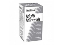 HealthAid Multimineral Prolonged Release 30 tabs
