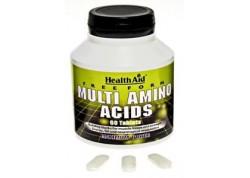 HealthAid Multi Amino Acids 60 tabs