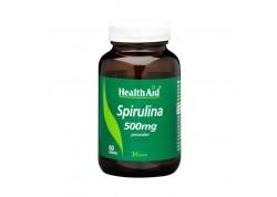 HealthAid Spirulina 500 mg 60 tabs