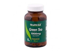 HealthAid Green Tea Extract 1000 mg 60 tabs