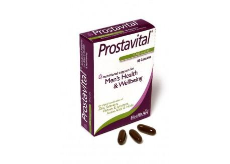 HealthAid Prostavital 30 caps