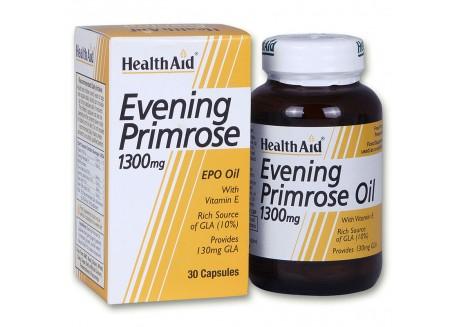 HealthAid Evening Primrose Oil 1300 mg 30 caps