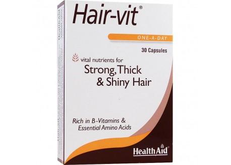 HealthAid HairVit 30 caps