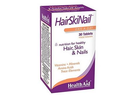 HealthAid HairSkiNail formula 30 tabs