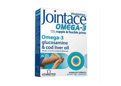 VITABIOTICS Jointace Omega 3 30 caps