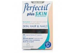 VITABIOTICS Perfectil Plus Skin 28 tabs & 28 caps