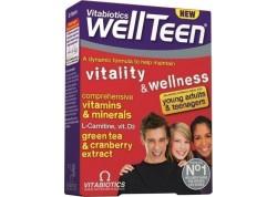 VITABIOTICS Wellteen 30 tabs
