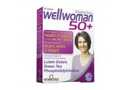 VITABIOTICS Wellwoman 50+ 30 tabs