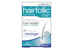 VITABIOTICS Wellman Hairfollic 60 tabs