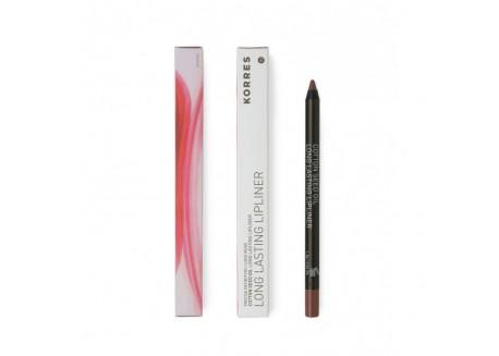 ΚΟΡΡΕΣ Σταθερό μολύβι χειλιών Σκούρα Φυσική Απόχρωση 02 1.2 gr