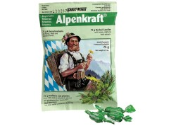 POWER HEALTH Alpenkraft candies 75g