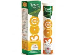 Power Health Vitamin C 300 mg 20 αναβράζοντα δισκία