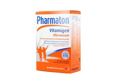 Pharmaton Vitamigen 20 αναβράζοντα δισκία