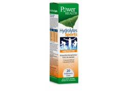 Power Health Hydrolytes Sports 20 αναβραζ.δισκία