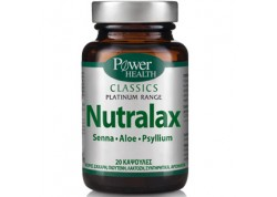 Power Health Platinum Nutralax 20 caps