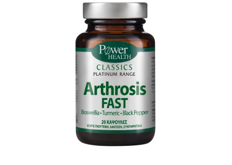 Power Health Platinum Arthrosis Fast 20 caps