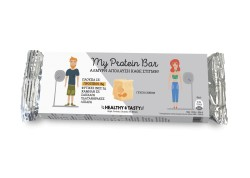 Power Health Healthy & Tasty My Protein Bar Cheese 40 gr
