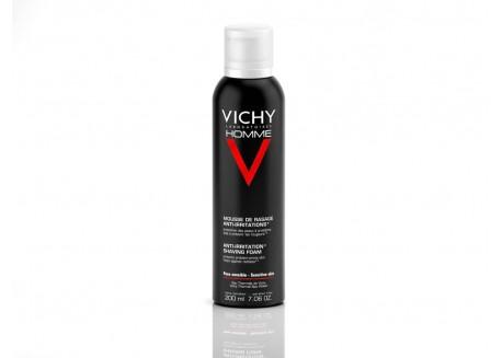 VICHY HOMME Αφρός ξυρίσματος 200ml