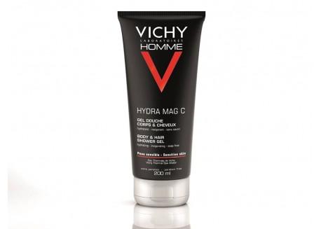 VICHY HOMME Mag C Douche 200 ml
