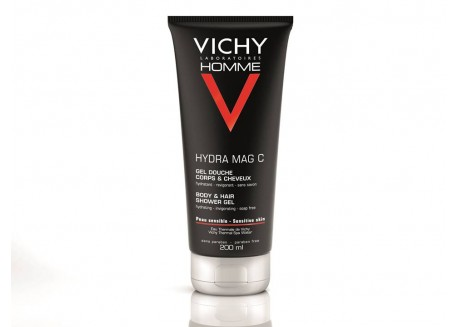 VICHY HOMME MAG C DOUCHE 200ml