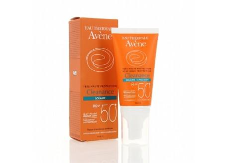 Avene Cleanance Solaire SPF 50 50 ml