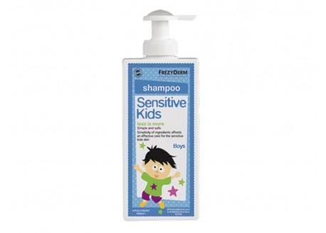 Frezyderm Sensitive Kids Shampoo Boy 200ml