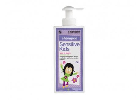 Frezyderm Sensitive Kids Shampoo Girl 200ml