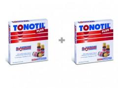 Tonotil Plus 10 Αμπούλες & Tonotil Plus 10 Αμπούλες