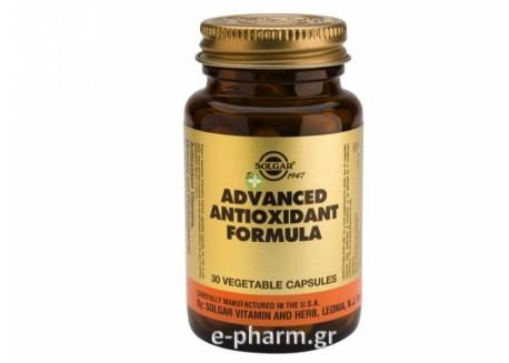 Solgar Advanced Antioxidant Formula veg. 30s
