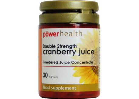 POWER HEALTH Cranberry Juice 4500 mg 30 κάψουλες