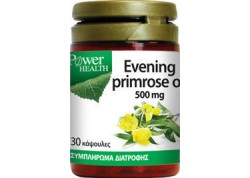 POWER HEALTH Evening Primrose Oil 500mg 30 κάψουλες