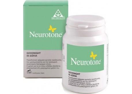 POWER HEALTH Neurotone 60 δισκία