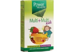 Power Health Multi+Multi Kids 30 κάψουλες