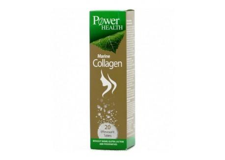 Power Health Marine Collagen 20 αναβραζ.δισκία