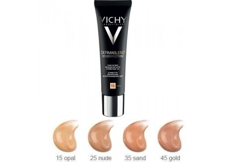 Vichy Dermablend 3D Διορθωτικό Make-up - 15 30 ml