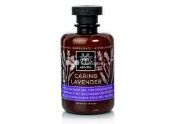 Apivita Caring Lavender Αφρόλουτρο 300 ml