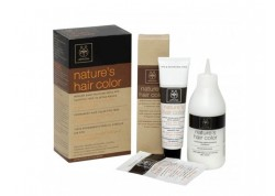 APIVITA Nature's hair color  N 7.47 Μπεζ χάλκινο
