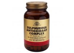 Solgar Sulphurous Antioxidant Complex veg. caps 90s