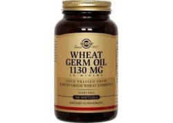 Solgar Wheat Germ Oil 1130 mg softgels 100s
