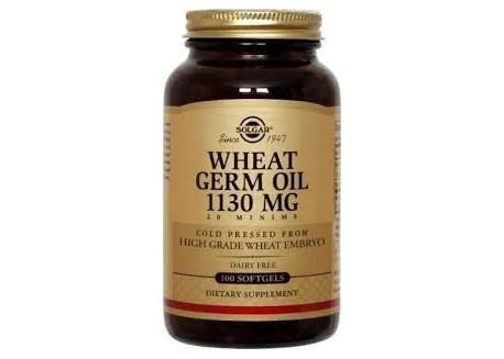 Solgar Wheat Germ Oil 1130 mg softgels 100s