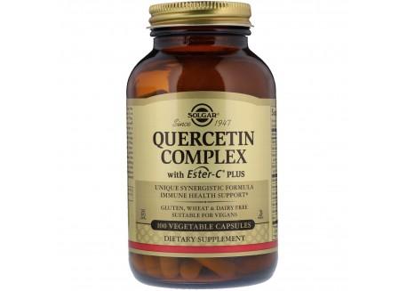 Solgar Quercetin Complex veg.caps 100s