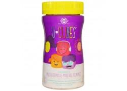 Solgar U-Cubes Gummies 60's